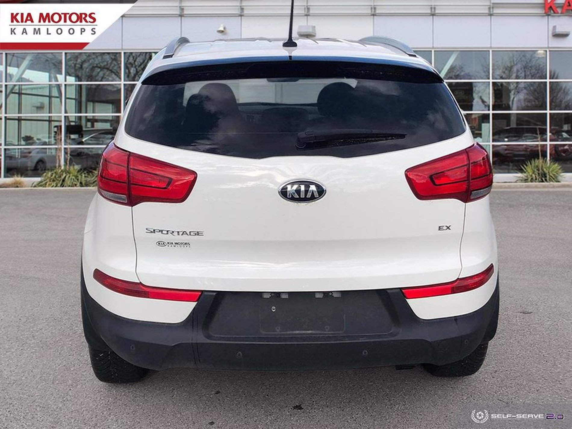 Used 2015 Kia Sportage EX AWD 4dr EX at AutoNow - Your FRIENDLY Auto Credit Solution