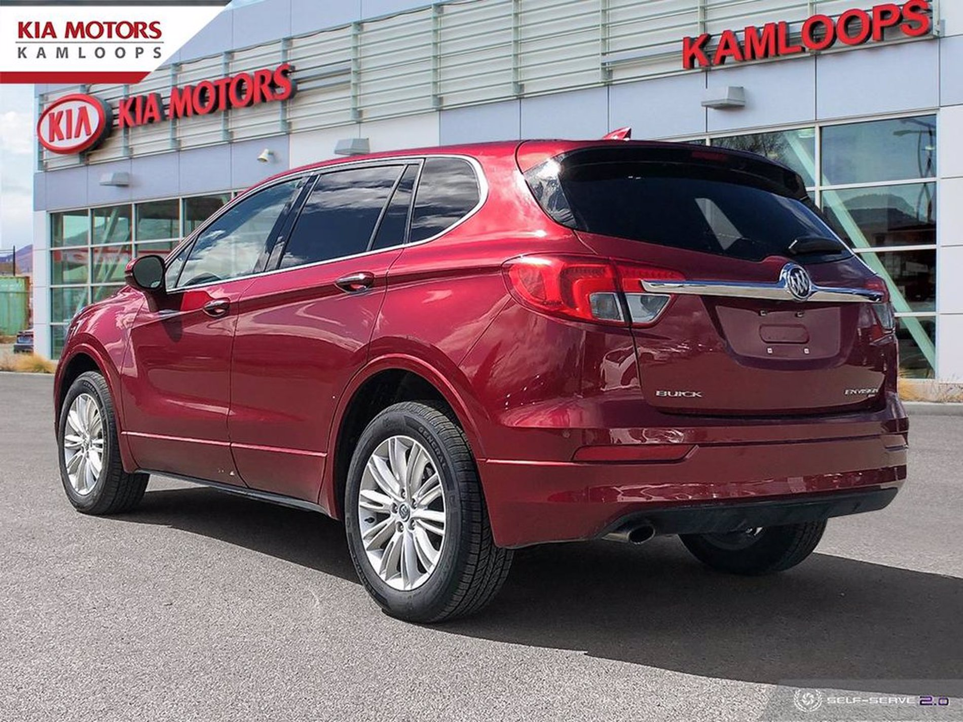 Used 2017 Buick Envision Preferred AWD 4dr Preferred at AutoNow - Your FRIENDLY Auto Credit Solution