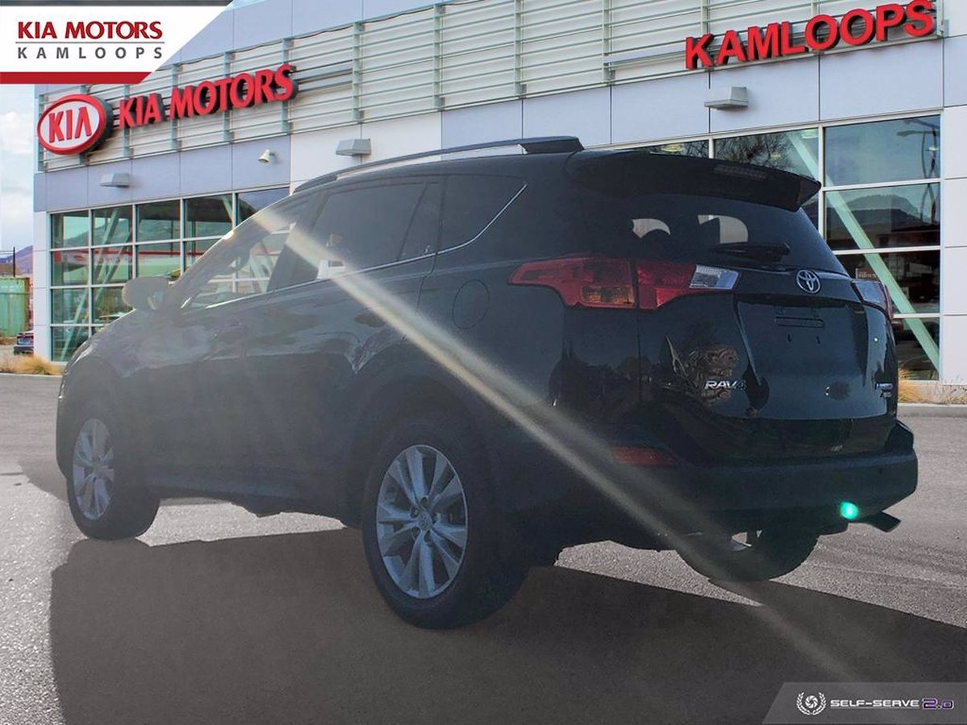 Used 2015 Toyota RAV4 Limited AWD 4dr Limited at AutoNow - Your FRIENDLY Auto Credit Solution