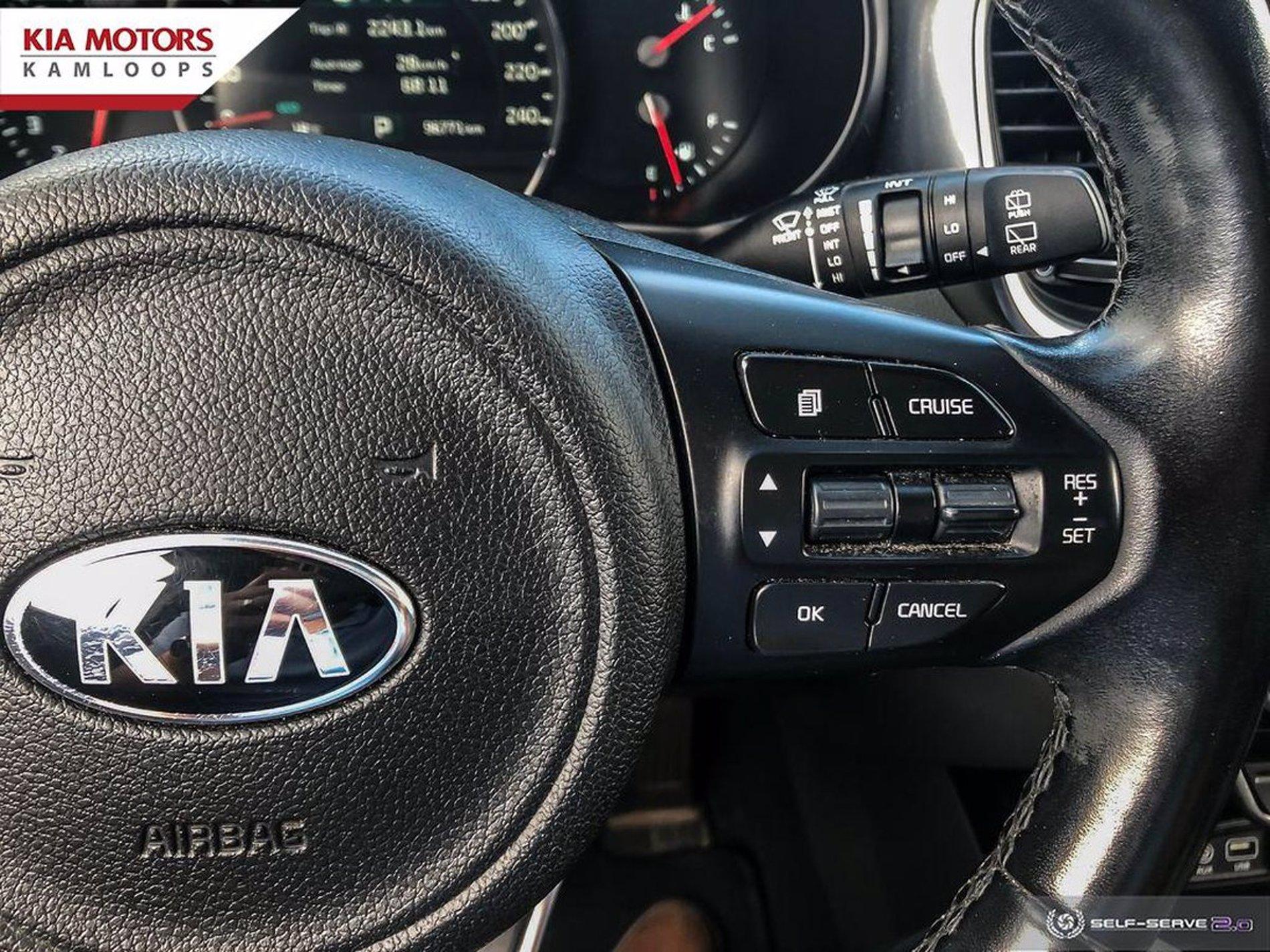 Used 2016 Kia Sorento EX AWD 4dr 2.0T EX at AutoNow - Your FRIENDLY Auto Credit Solution
