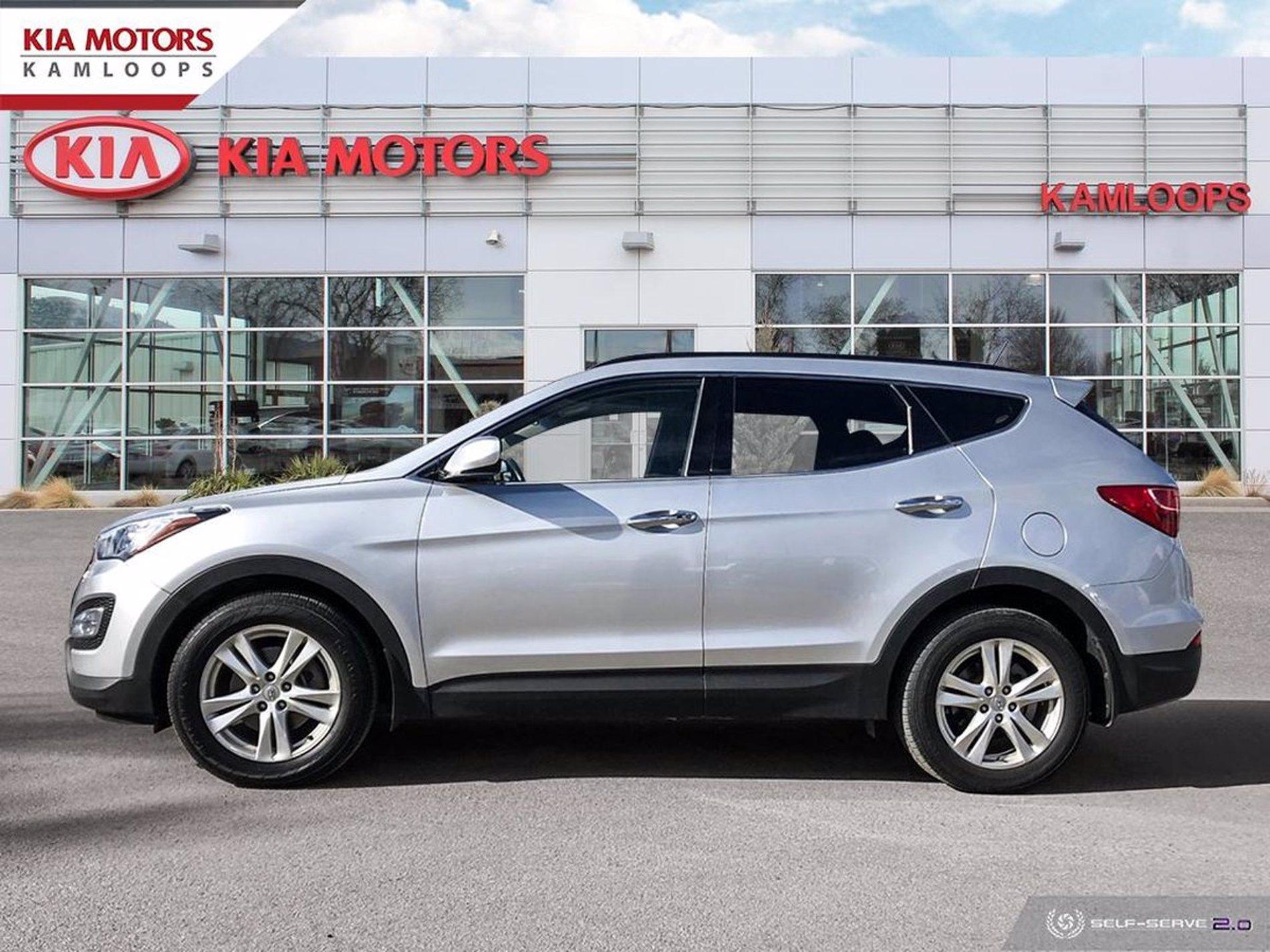 Used 2014 Hyundai Santa Fe Sport Premium  at AutoNow - Your FRIENDLY Auto Credit Solution