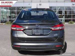 Used 2017 Ford Fusion SE SE FWD at AutoNow - Your FRIENDLY Auto Credit Solution