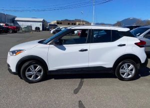 Used 2019 Nissan Kicks S S FWD at AutoNow - Your FRIENDLY Auto Credit Solution