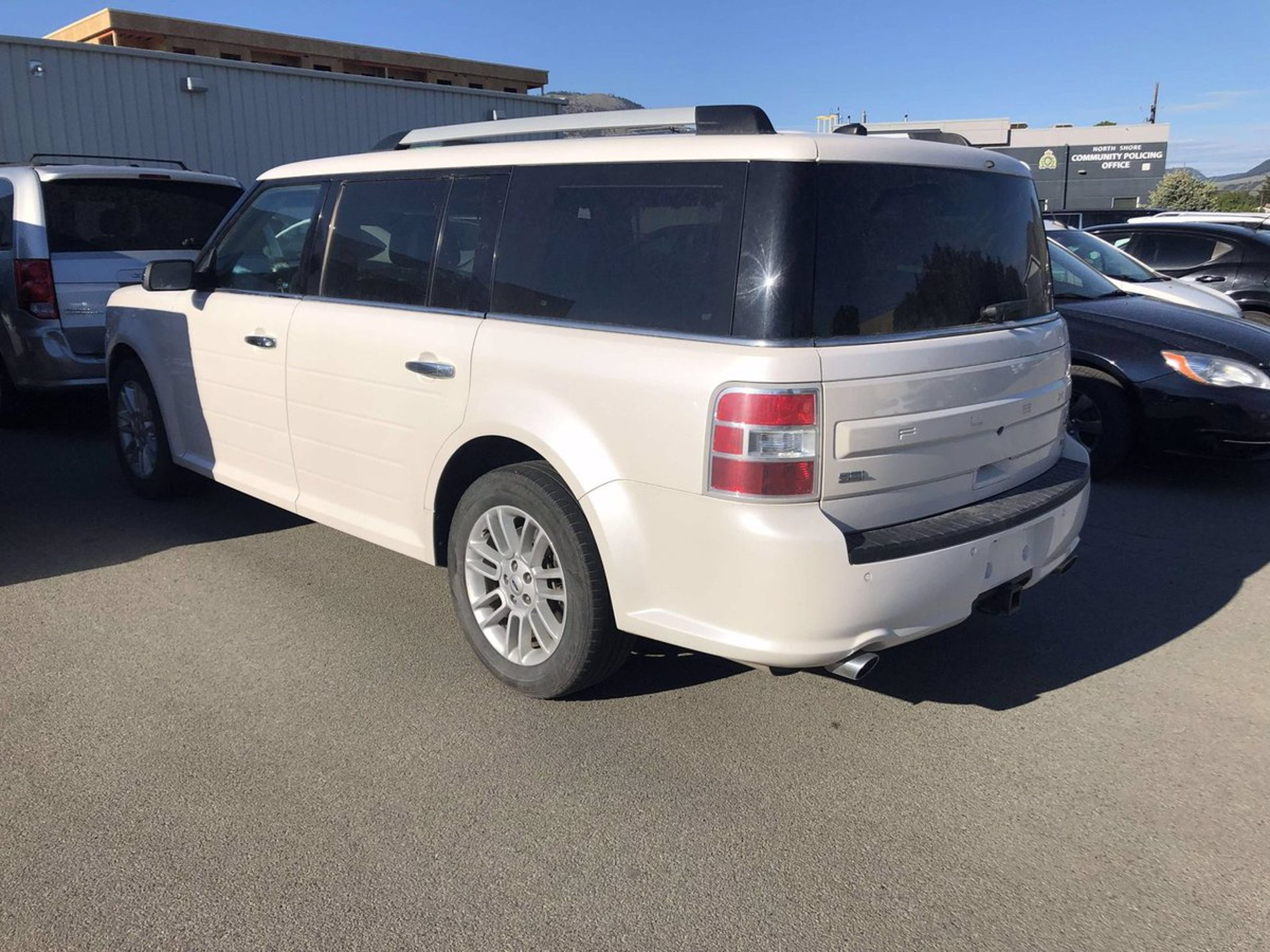 Used 2018 Ford Flex SEL SEL AWD at AutoNow - Your FRIENDLY Auto Credit Solution