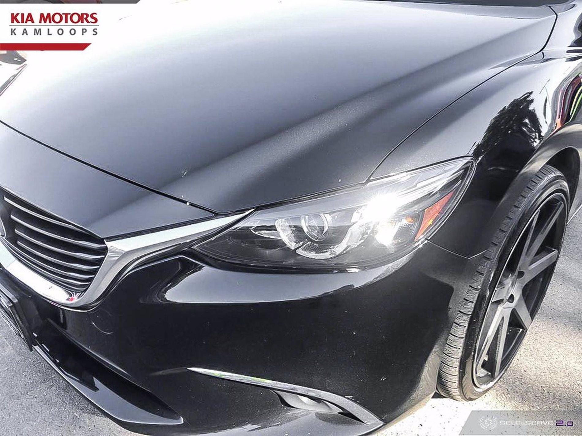 Used 2016 Mazda Mazda6 i Grand Touring 4dr Sdn Auto i Grand Touring at AutoNow - Your FRIENDLY Auto Credit Solution