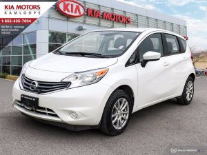 Used 2015 Nissan Versa Note S  at AutoNow - Your FRIENDLY Auto Credit Solution