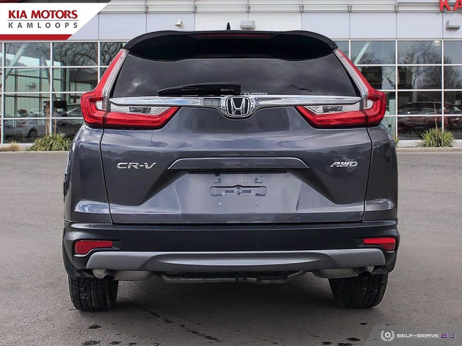 Used 2018 Honda CR-V LX  at AutoNow - Your FRIENDLY Auto Credit Solution