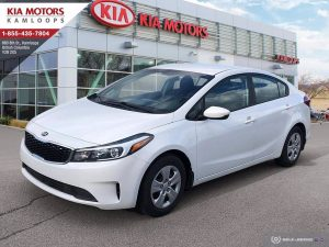Used 2018 Kia Forte LX LX Manual at AutoNow - Your FRIENDLY Auto Credit Solution